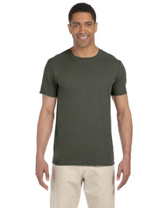 Military Green Softstyle® 4.5 oz. T-Shirt