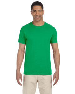 Irish Green Softstyle® 4.5 oz. T-Shirt