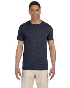 Heather Navy Softstyle® 4.5 oz. T-Shirt