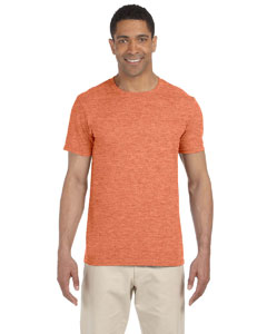 Heather Orange Softstyle® 4.5 oz. T-Shirt