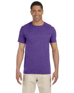 Heather Purple Softstyle® 4.5 oz. T-Shirt