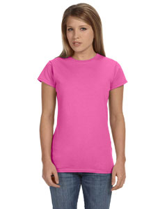 Azalea Women's 4.5 oz. SoftStyle Junior Fit T-Shirt