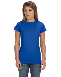 Royal Women's 4.5 oz. SoftStyle Junior Fit T-Shirt
