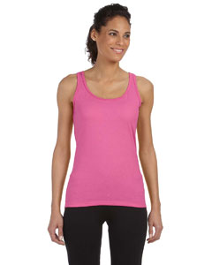 Azalea Women's 4.5 oz. SoftStyle Junior Fit Tank Top