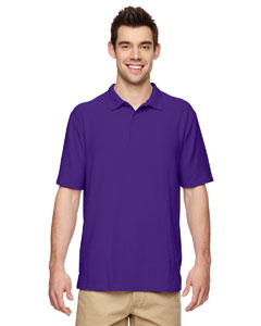 Purple DryBlend® 6.3 oz. Double Piqué Sport Shirt