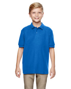 Royal DryBlend® Youth 6.3 oz. Double Piqué Sport Shirt