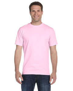 Light Pink DryBlend™ 5.6 oz., 50/50 T-Shirt