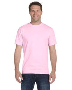 Light Pink DryBlend® 5.6 oz., 50/50 T-Shirt