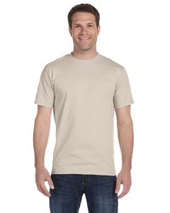 Sand DryBlend® 5.6 oz., 50/50 T-Shirt