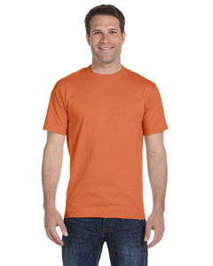 Texas Orange DryBlend™ 5.6 oz., 50/50 T-Shirt