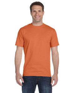 Texas Orange DryBlend® 5.6 oz., 50/50 T-Shirt