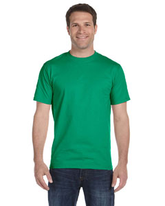 Kelly Green DryBlend® 5.6 oz., 50/50 T-Shirt