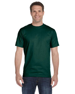 Forest Green DryBlend™ 5.6 oz., 50/50 T-Shirt