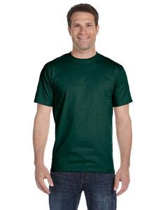 Forest Green DryBlend® 5.6 oz., 50/50 T-Shirt