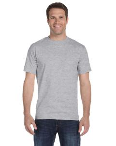 Sport Grey DryBlend™ 5.6 oz., 50/50 T-Shirt