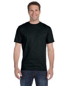 Black DryBlend® 5.6 oz., 50/50 T-Shirt