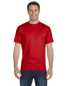 Red DryBlend™ 5.6 oz., 50/50 T-Shirt