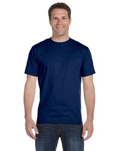 Navy DryBlend® 5.6 oz., 50/50 T-Shirt