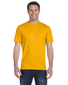 Gold DryBlend™ 5.6 oz., 50/50 T-Shirt