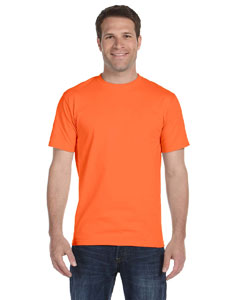 Orange DryBlend™ 5.6 oz., 50/50 T-Shirt