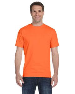 Orange DryBlend® 5.6 oz., 50/50 T-Shirt