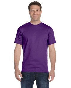 Purple DryBlend™ 5.6 oz., 50/50 T-Shirt
