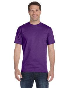 Purple DryBlend® 5.6 oz., 50/50 T-Shirt