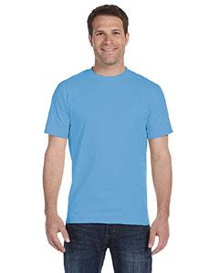 Carolina Blue DryBlend® 5.6 oz., 50/50 T-Shirt