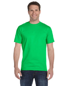 Electric Green DryBlend™ 5.6 oz., 50/50 T-Shirt