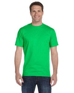 Electric Green DryBlend® 5.6 oz., 50/50 T-Shirt