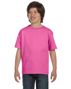 Azalea DryBlend™ Youth 5.6 oz., 50/50 T-Shirt