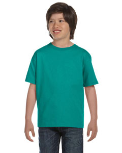 Jade Dome DryBlend™ Youth 5.6 oz., 50/50 T-Shirt