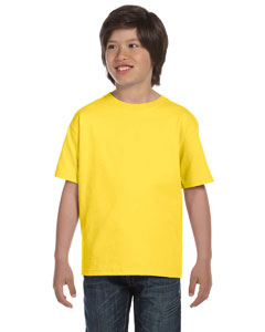 Daisy DryBlend™ Youth 5.6 oz., 50/50 T-Shirt