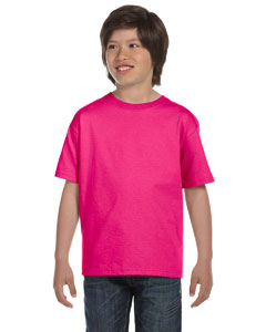 Heliconia DryBlend™ Youth 5.6 oz., 50/50 T-Shirt