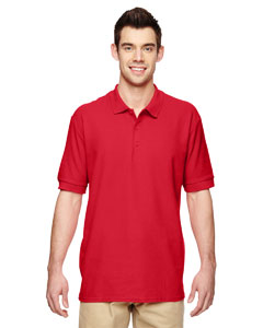Red Premium Cotton™ 6.5 oz. Double Piqué Sport Shirt