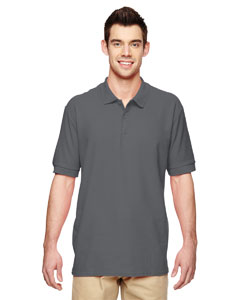 Charcoal Premium Cotton™ 6.5 oz. Double Piqué Sport Shirt