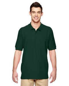 Forest Green Premium Cotton™ 6.5 oz. Double Piqué Sport Shirt