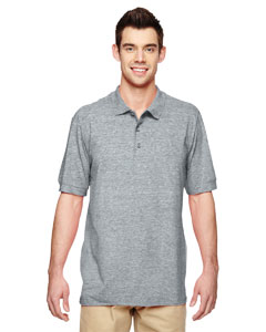 Sport Grey Premium Cotton™ 6.5 oz. Double Piqué Sport Shirt