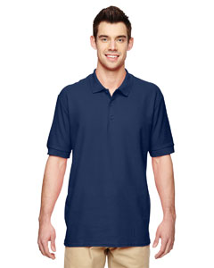 Navy Premium Cotton™ 6.5 oz. Double Piqué Sport Shirt