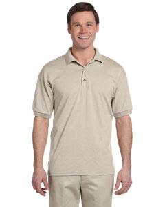 Sand DryBlend® 6 oz., 50/50 Jersey Polo