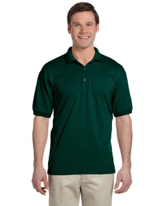 Forest Green DryBlend® 6 oz., 50/50 Jersey Polo