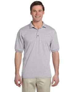 Sport Grey DryBlend® 6 oz., 50/50 Jersey Polo