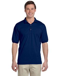 Navy DryBlend® 6 oz., 50/50 Jersey Polo