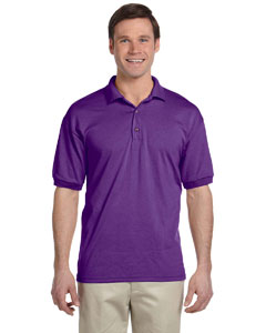 Purple DryBlend® 6 oz., 50/50 Jersey Polo