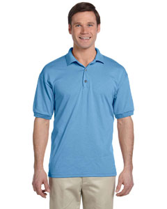 Carolina Blue DryBlend® 6 oz., 50/50 Jersey Polo