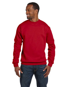 Red Premium Cotton™ 9 oz. Ringspun Crew