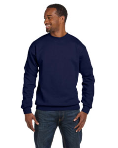 Navy Premium Cotton™ 9 oz. Ringspun Crew
