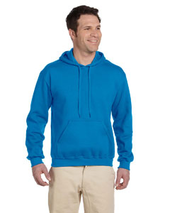 Sapphire Premium Cotton™ 9 oz. Ringspun Hooded Sweatshirt