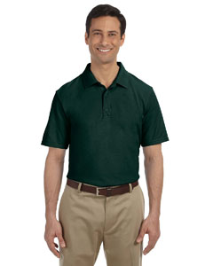 Forest Green DryBlend™ 6.5 oz. Pique Sport Shirt
