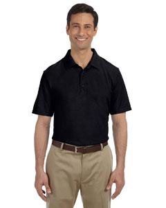 Black DryBlend™ 6.5 oz. Pique Sport Shirt